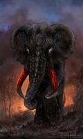 Pyrophant by Nightpark
