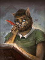The Creating Meow by Nightpark