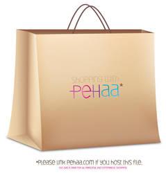 Shopping bag by PajkaBajka