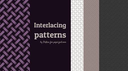 Subtle interlacing patterns by PajkaBajka