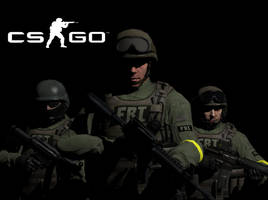 Counter-Terrorist..... by LordHayabusa357