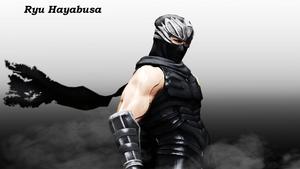 Ryu Hayabusa by LordHayabusa357