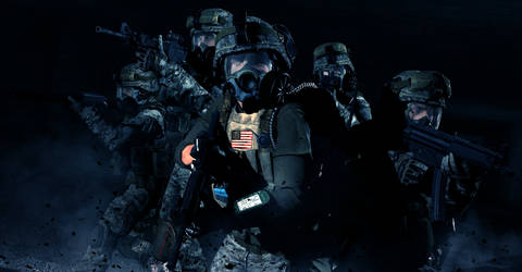 Battlefield 3: Apocalypse by LordHayabusa357