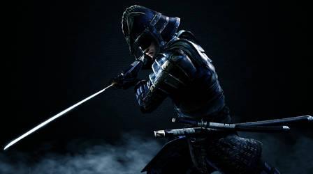 The Akaviri Warrior by LordHayabusa357