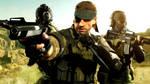 Metal Gear Solid 5 The Phantom Pain by LordHayabusa357