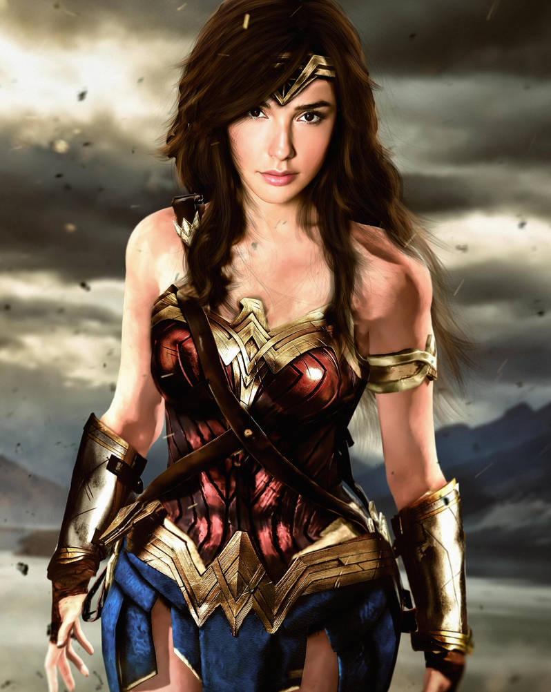 Wonder Woman 2 by LordHayabusa357