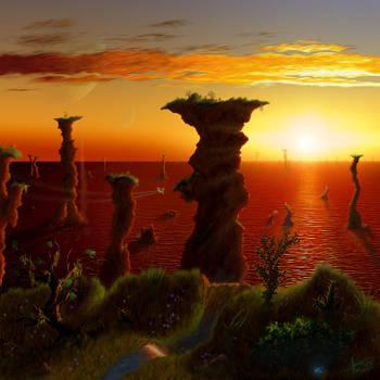 Twilight Of Life by ltdalius