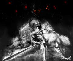 Knight's Friend by Chanrom