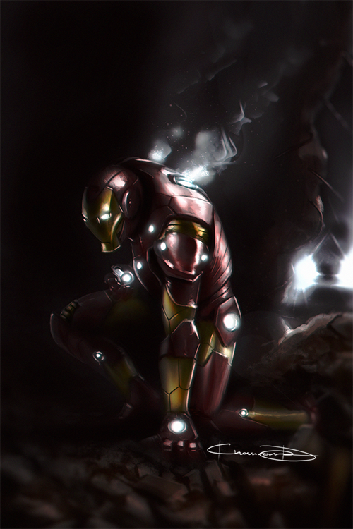 Uncivil Ironman by Chanrom