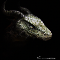 Reptile render by Chanrom
