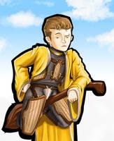 Cedric Diggory Hufflepuff Seeker by MakingPicsSlowly