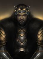 The Confused King: Thorin by MakingPicsSlowly