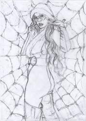 Noel 2018 sketch by BREIZH-ANKOU