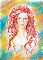 Venus by oro-snake