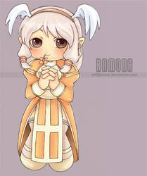 High Priest Ramona by jennui