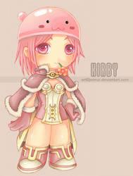 High Wizard Kirby by jennui