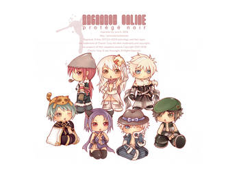 Protege Noir Guild by jennui