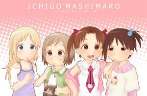 Ichigo Mashimaro Flavoured by jennui