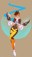 Tracer by NeakoInAMuffin