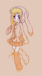 Bunnny bunny bun bun :U by Kerokie