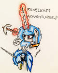Minecraft Adventures !! by BeamyButt