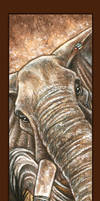 Tembo Bookmark by Leopreston