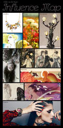 Influence map by Jumei