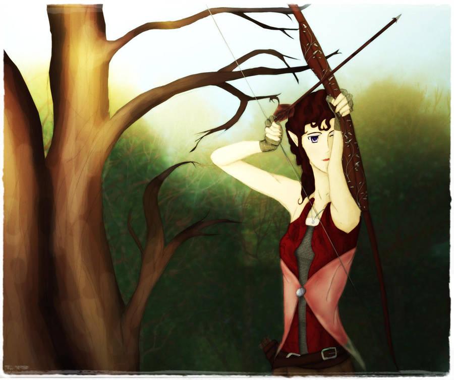 Archer by Ilada-Jefiv