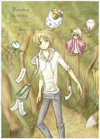 Natsume and Friends by Ilada-Jefiv