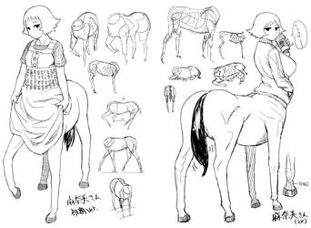 Kentaurs by synecdoche445