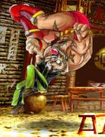 Snk Vs Capcom Viva Mexico by Giosuke