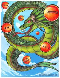 Quetzalcoatl balls by Giosuke