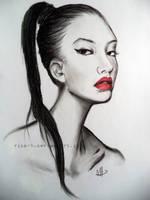 Laura Waidlich by Rina-9