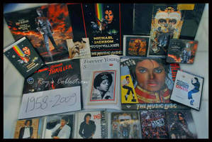 Tribute to Michael Jackson. by RoyWicaksono