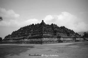 The Borobudur by RoyWicaksono