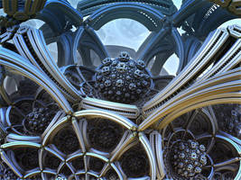FRactal Architecture by Tahyon