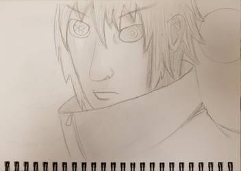 Sasuke Attempt by IddyBiddySquish