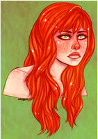 Red Hair by wick-y
