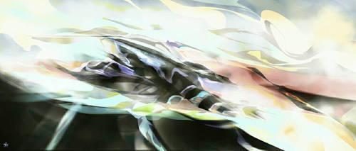 Iridescent Resonance  by DraGoonMS