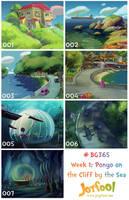 #BG365: Ponyo by Joyfool