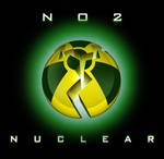 No 2 Nuclear Symbol,Logo by VonBrrr