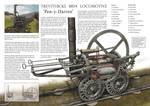 Trevithick's 1804 Locomotive by VonBrrr