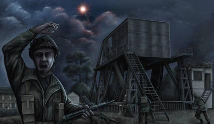 Operation Pegasus Bridge by VonBrrr