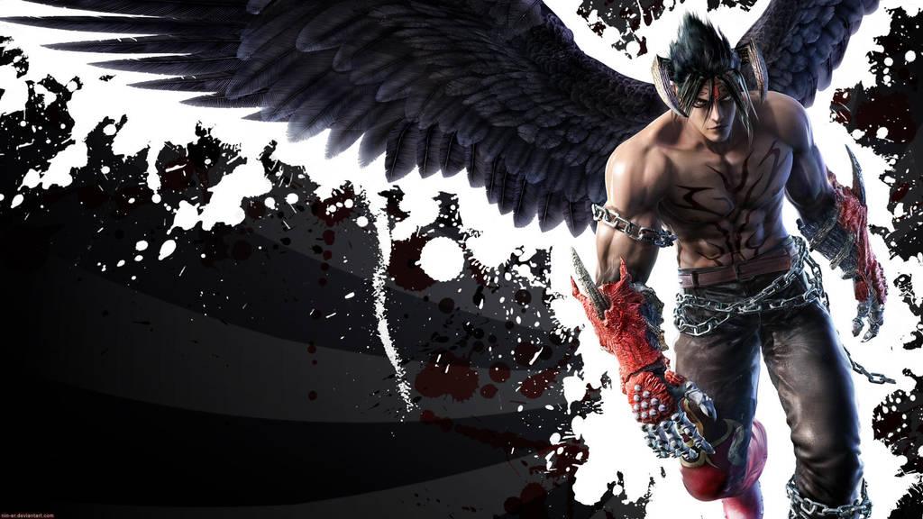 Nin Wallpapers 74 Images: Tekken 6 Wallpaper Devil Jin 1 By Nin-er On DeviantArt