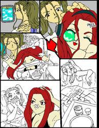 Nicole's Comic by sonicchaoszero