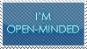 Open-minded by cookie-gear