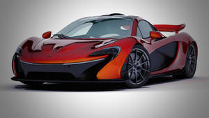 Mclaren P1 by nancorocks