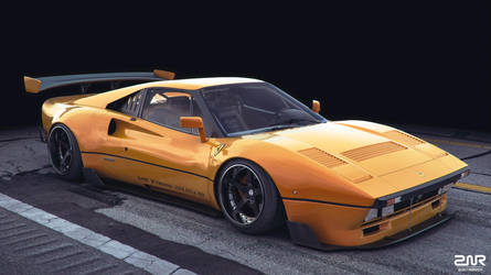 Ferrari 288 GTO R by nancorocks