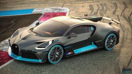 Bugatti Divo by nancorocks