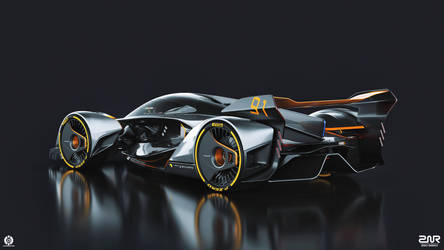 McLaren Ultimate Vision Gran Turismo by nancorocks